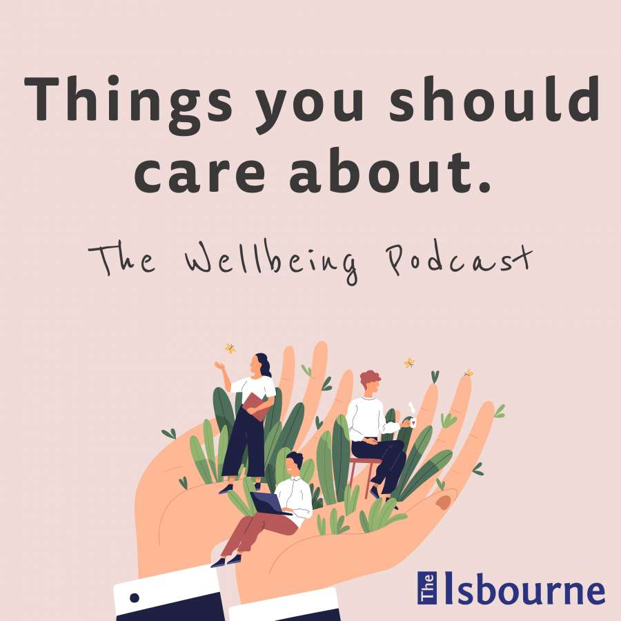 PODCAST: Things You Should Care About (Series One)
